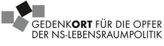 """Logo der Initiative Gedenkort für die Opfer der NS-""""Lebensraum""""-Politik"""